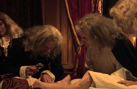 La Leçon d'anatomie (La Mort de Louis XIV d'Albert Serra)