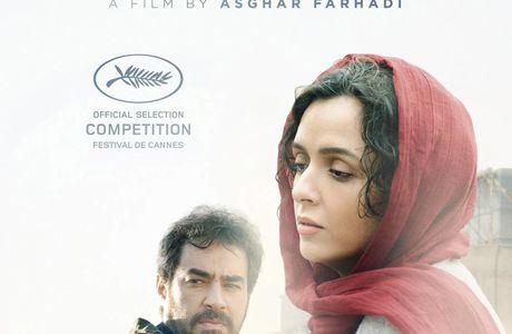 L'Iran salue le cinéaste Asghar Farhadi aux Oscar 2017, mais censure les épaules de la femme venue prendre sa récompense