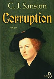 CORRUPTION - SANSOM, Christopher J