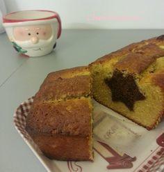 Gâteau marbré surprise