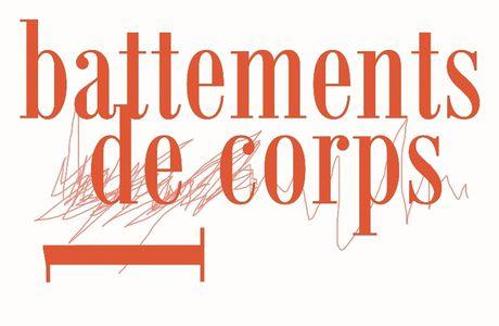 expo battements de corps / la clayette / bourgogne/ NOVEMBRE 2016
