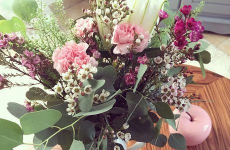 De jolies fleurs, mon expérience Bloom's.