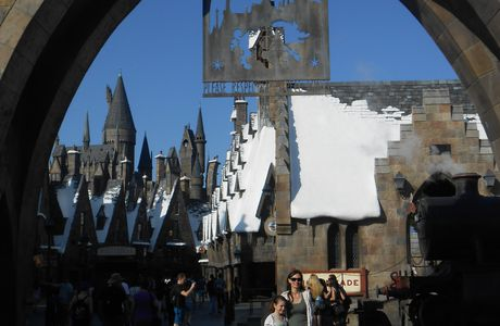 Harry Potter au studio universal à Orlando