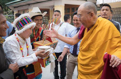 Enseignement pour les jeunes tibétains