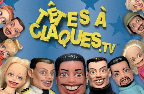 Têtes à claques TV : Un peu d'humour dans ce monde de brutes !!!