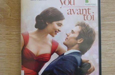 Avant toi, un DVD à découvrir !