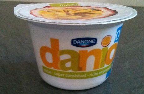 Je teste pour vous Danone Danio 0% Passion