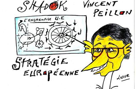 LARUE : Les socialistes ont tout pompé sur les Shadoks, la preuve , je vous présente Vincent PEILLON