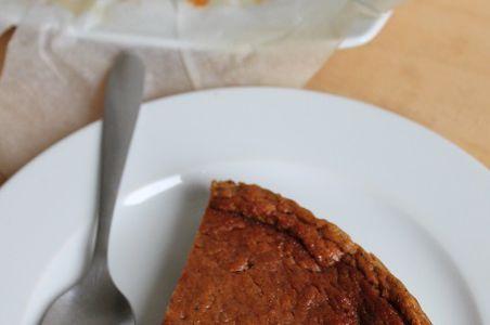 Flan de butternut ou tarte à la courge sans pâte #68