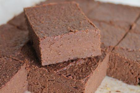 Brownie healthy à la patate douce #70