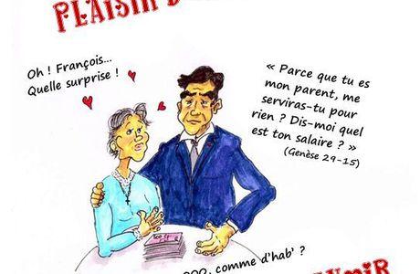 Saint Valentin : François et Pénélope Fillon