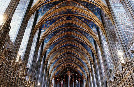 Activité 5ème # Visite virtuelle d'une cathédrale gothique