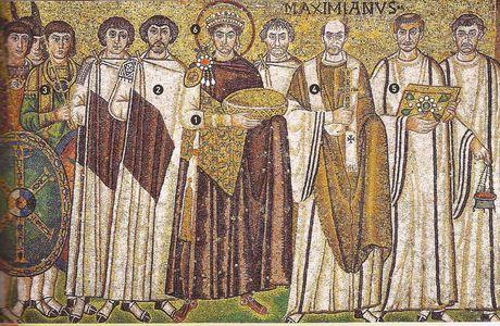 Révision 5ème # Les empires byzantin et carolingien