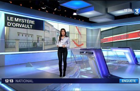 Emilie Tran Nguyen Le 12/13 France 3 le 27.02.2017
