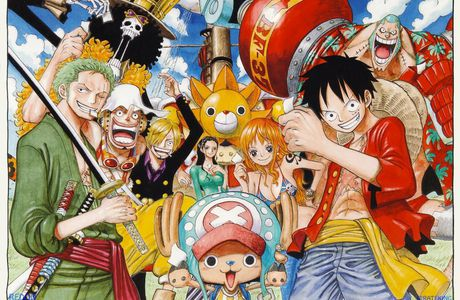 One Piece Scan Chapitre 864
