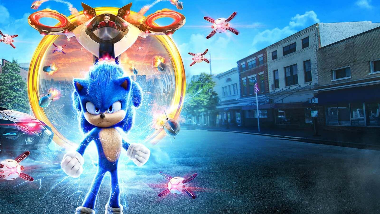 Sonic the Hedgehog ~ F U L L MOVIE   25 STREAMING .ONLINE ...
