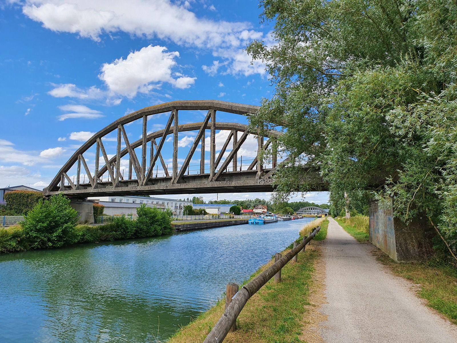 09 juillet 2020 - La Via Francigena entre Montescourt-Lizerolles et la Fère