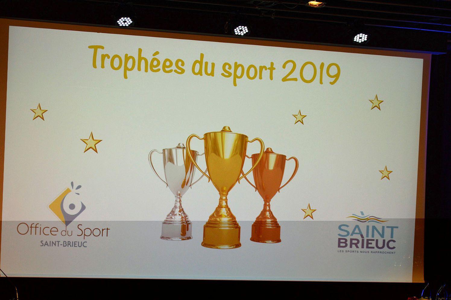 Trophée des sports de Saint-Brieuc