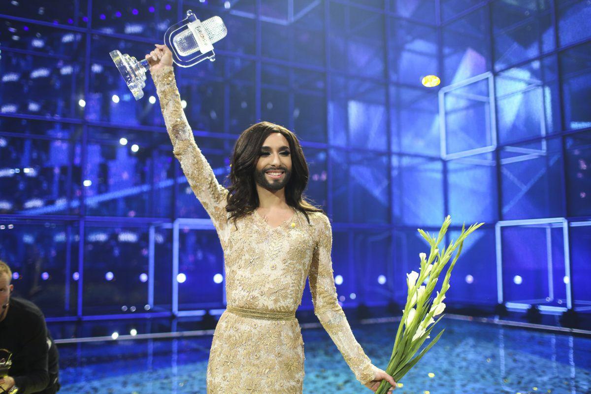 Conchita Wurst - Rise Like A Phoenix - Austria - Live at the 2014 Eurovision Song Contest