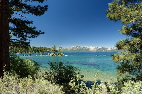Eastern Sierra & Lake Tahoe