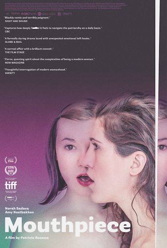 MOUTHPIECE (BANDE-ANNONCE) avec Taylor Belle Puterman, Maev Beaty, Paula Boudreau