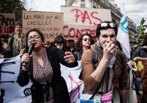 UNEF : du gauchisme au racisme anti-Blanc