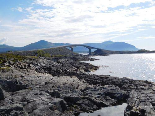Atlantic road, una delle strade più suggestive del mondo! (Norvegia)