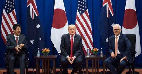 """Quelques considérations relatives à l'article pour GEGEurope de Jessy Périé et Gabriel Solans : L'Indo-Pacifique, de Tôkyô à Washington"""""""