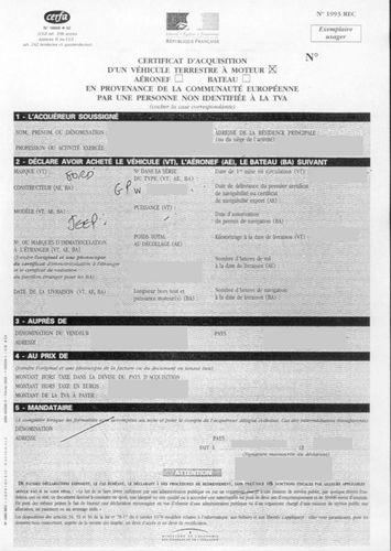 Le quitus fiscal: le certificat fiscal obligatoire pour l ...