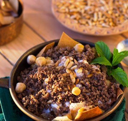 La cuisine de amal la cuisine libanaise de amal est une - Cuisine libanaise aubergine ...