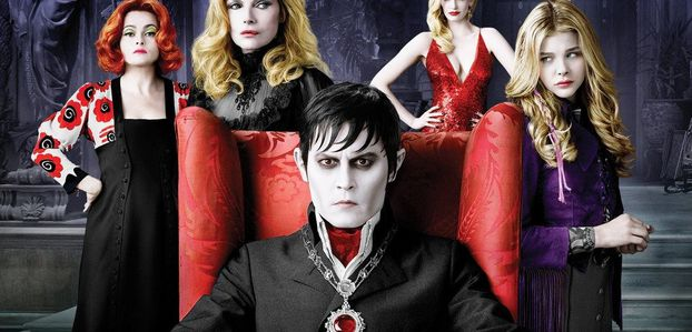 Karl Marx recensisce Dark Shadows di Tim Burton