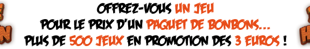 [News] Braderie Halloween sur Just For Games