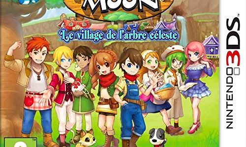 [Test] Harvest Moon : Le village de l'arbre céleste