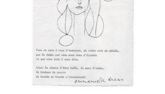 Le Livre des cendres d'Emmanuelle