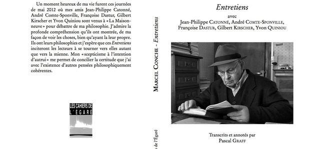 Les Cahiers de l'Égaré parus en 2016