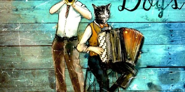 Cats and Dogs - Fred Miossec & Jean-Sébastien Hellard