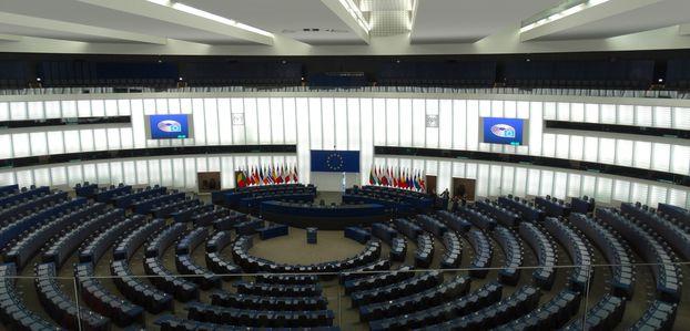 13 mars visite du Parlement Européen de Strasbourg