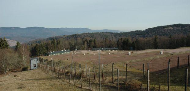 12 mars 2017 Camp de concentration du Natzweiler Struthof