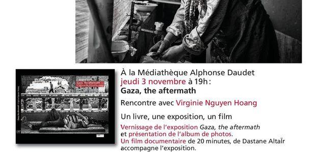 Automne palestinien en Cévennes