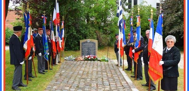 """Journée Nationale à la Mémoire des Victimes des Persécutions Racistes et Antisémites et d'Hommage aux """"Justes"""" de France Dunkerque 2017"""