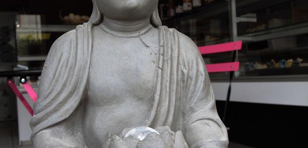 du bouddha partout ... jusqu'à l'indigestion