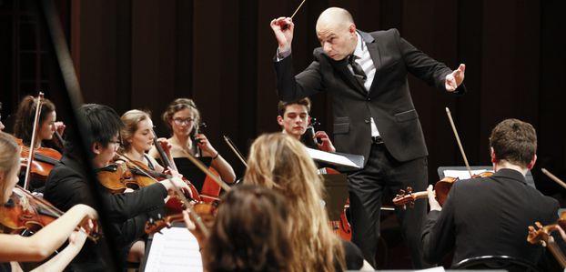 Claude Brendel au Conservatoire : trouver les bonnes vibrations
