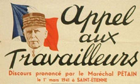 LE 1ER MAI, FÊTE OFFICIELLE DEPUIS 76 ANS : VIVE LA LUTTE DU PEUPLE FRANÇAIS CONTRE LA MONDIALISATION !