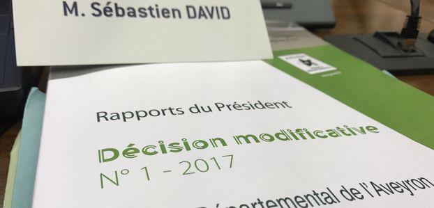 [Conseil Départemental] Des aides importantes pour le Canton de Saint -Affrique lors de la commission permanente du 30 juin 2017.