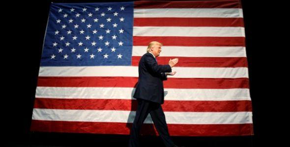 Trump jette un pavé dans l'Atlantique
