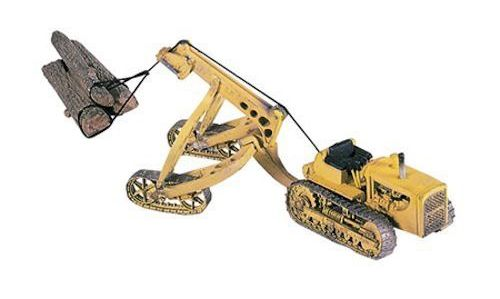 Hyster Logging Cruiser and Tractor D246 HO 1/87 Woodland Scenics
