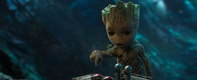 "CRITIQUE: ""LES GARDIENS DE LA GALAXIE 2"" I'AM GROOT."