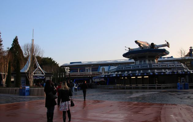 L'univers Star Wars à Disneyland Paris