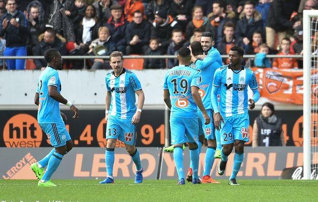 FC Lorient 1-4 OM : Le résumé vidéo de la rencontre