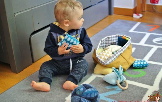 Baby box façon Montessori
